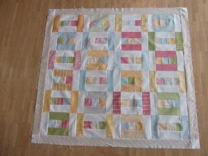 Bonus baby quilt