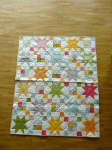 Chase quilt full view