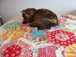 Mimi and flumpagon quilt