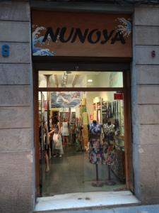Nunoya exterior