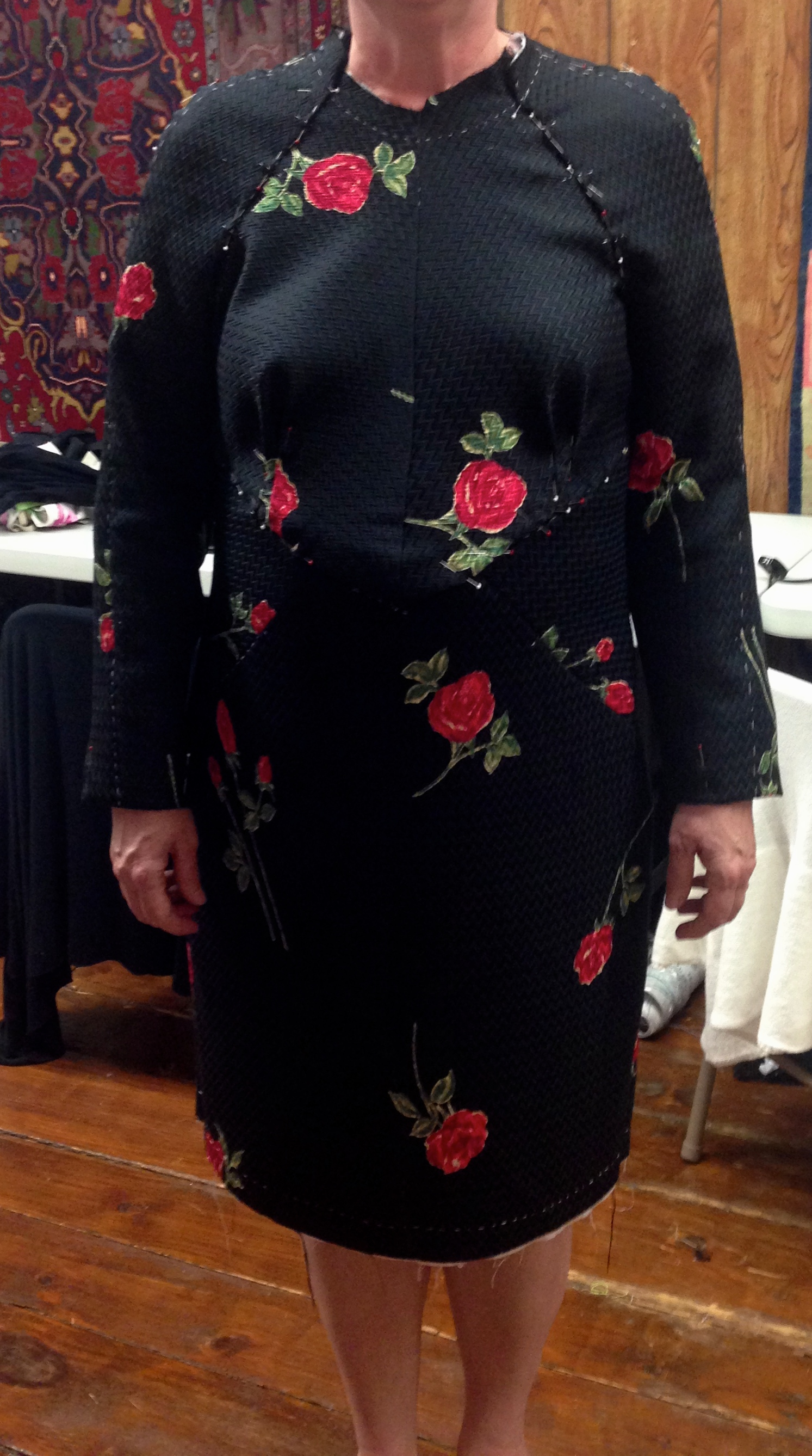 Learn couture dressmaking course